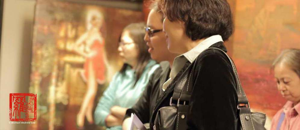 Michael Andrew Law Plus Iva Law At NatureArt Show 05_resize