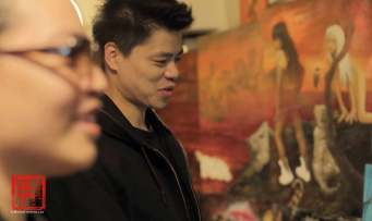 Michael Andrew Law Plus Iva Law At NatureArt Show 14_resize