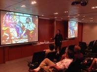 Michael Andrew Law ART TALK Seminar